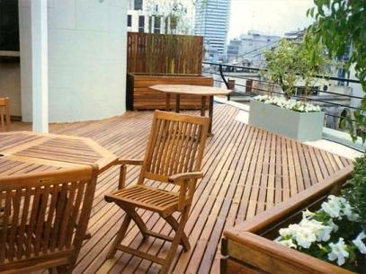 Secretos y consejos utiles para sus pisos de madera for Pisos deck de madera