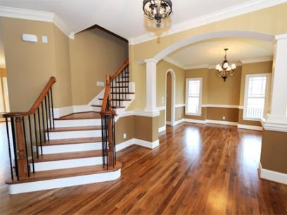 Pulido pisos de madera